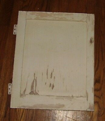 Antique Farm House Cabinet Door