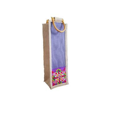 Jute wine bags for sale