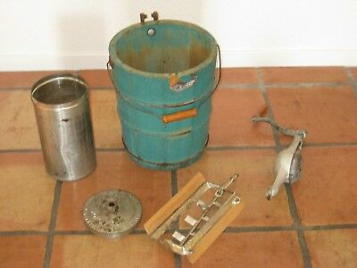Vintage White Mountain Ice Cream Freezer Pat. June 12 1923. Ready To Use