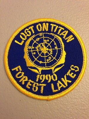 BSA: Forest Lakes Council - 1990 Lost On Titan