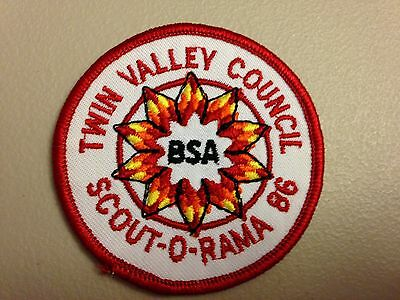 BSA Twin Valley Council - 1986 Scout-A-Rama
