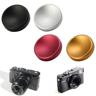 Metal Concave Soft Shutter Release Button For Fuji X20 Leica M7 M9 SLR Cameras