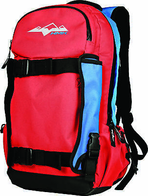 Hmk Usa Back Country 2 Red/Blue S/M HM4PACK2RBL