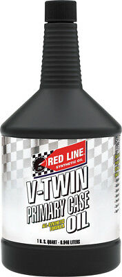 Red Line Synthetic Oil V-Twin Primary Case Oil 1Qt 42904