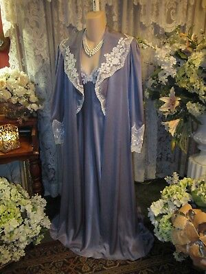 WOW! ~ Jonquil by Diane Samandi for Neiman Marcus Nightgown & Peignoir ~ Sz S