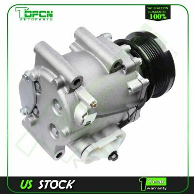 New A//C Compressor Kit Ford Thunderbird 02-05,Jaguar S-Type 00-08,Lincoln 00-06