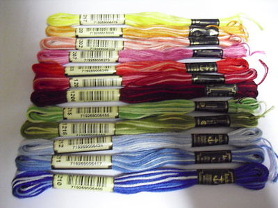 Sticktwist color von Anchor 8m