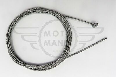 Universal motorcycle motorbike clutch brake cable