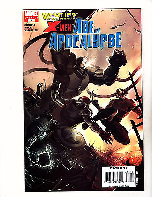 What If? X-Men The Age of Apocalypse #1 (2007, Marvel) VF/NM One-Shot