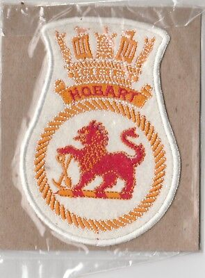 HMAS Hobart DDG39 Patch