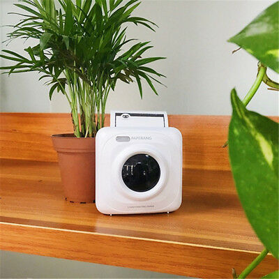 PAPERANG P1 Rechargeable Bluetooth 4.0 Thermal Sensitive Pocket Photo Printer