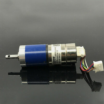 DC12V 2-phase 4-wire Moons Stepper Motor Mini Planetary Gearbox Servo Gear Motor
