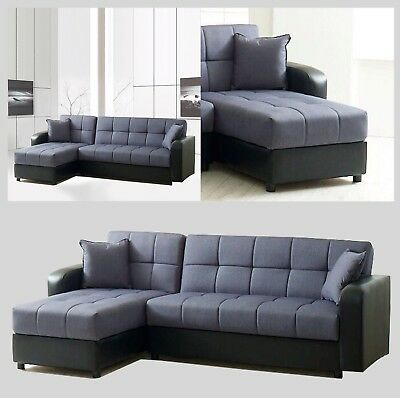 Charmant New Jambo Turkish Style Corner Sofa Bed 3 Seater Handmade Air Leather Or  Fabric