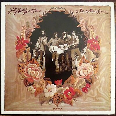 Nitty Gritty Dirt Band : Stars And Stripes Forever - 2LP (1974)