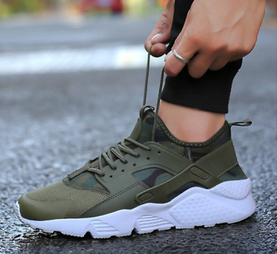 Fashion Men's Sneakers Breathable Running Sports Trainers Shoes outdoor Size