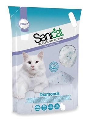 Sanicat Diamonds 30 Lt Lettiera Per Gatti  Profumate