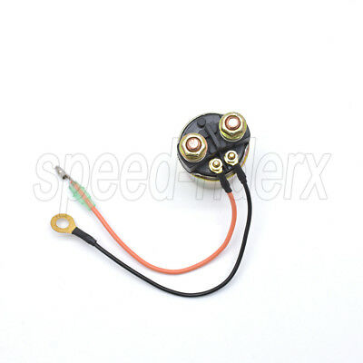 Starter Relay Solenoid for Ducati 748 916 996 ST2 ST4 Monster 400 600 750 900 S