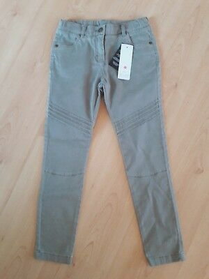 Gorgeous Olive Green Adjustable Skinny Jeans from F&F - Age 9-10 yrs - BNWT!