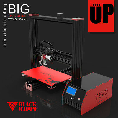 New Tevo Black Widow w/ BLTouch Auto Level 3D Printer DIY Kit - Ships from USA