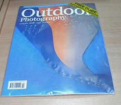 Outdoor Photography magazine FEB 2018 Black & White Landscapes + Courses Guide