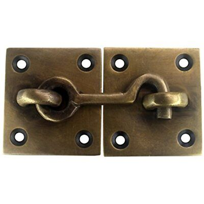 Antique Style Cabin Door Gate Hook With Back Plates By Nesha