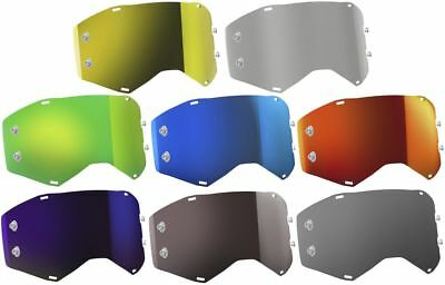 Genuine Scott Prospect MX Goggle Replacement Works Lens Motocross All colours