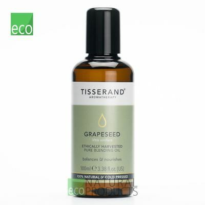 Tisserand Grapeseed Ethically Harvested Pure Natural Blending Oil 100ml