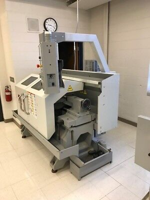 Used 2008 Haas TL-1 CNC Turning Center Teach Lathe 3 Jaw Chuck Tool Post CLEAN