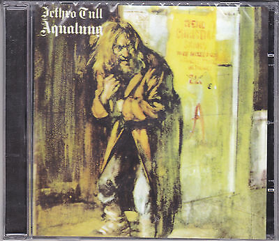 CD Audio JETHRO TULL - AQUALUNG nuovo sigillato
