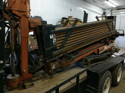 1999 Ditch Witch JT1720 Directional Drill