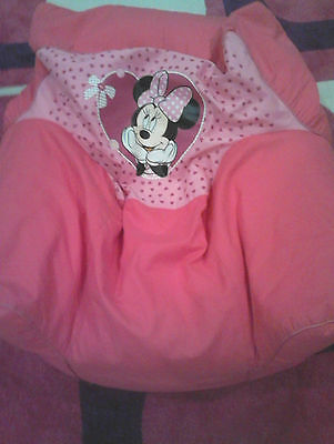 Kinder Sitzsack Minnie Mouse Disney