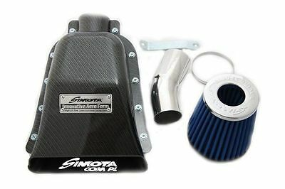 Top Cold Air Simota Carbon Aero Form Sm-Pt-023 Opel Corsa B/c Tigra 1.4 1