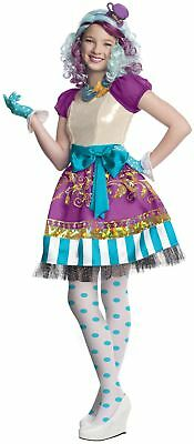 Ever After High Deluxe Madeline Hatter Costume Child's Small One Color