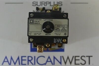 Square  D 8501XO20  - USED