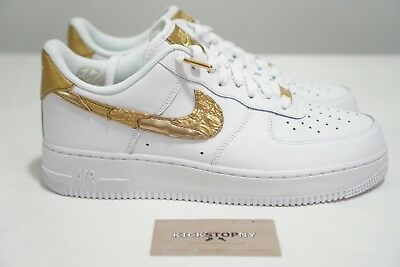 Nike Air Force 1 CR7 Golden Patchwork - Size 8.5 & 9 US Authentic IN HAND