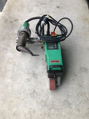 Leister Varimat V2 Automatic Heat Welder-USED