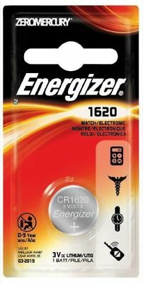 Energizer  WATCH BATTERY CR1620 Coin 3 VOLTS Lithium Battery Single  03/2023
