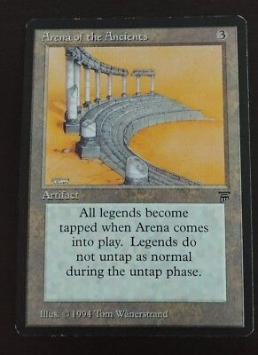 Arena of the Ancients Legends MTG Magic the Gathering NM