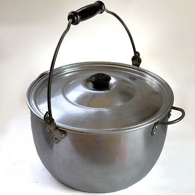 Vintage 14 Qt. Wear Ever / Tacuco Aluminum Kettle Pot #2364 - Ready to Use!