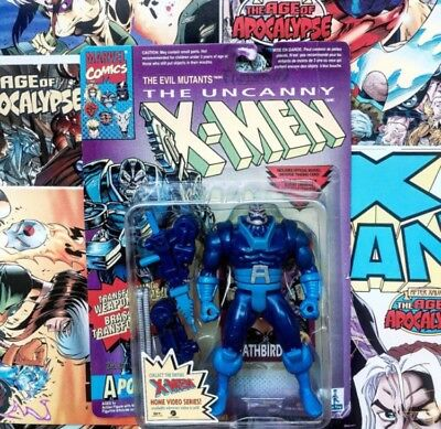 Toy Biz, X-Men: X-Force Apocalypse #2 Action Figure. New on card!