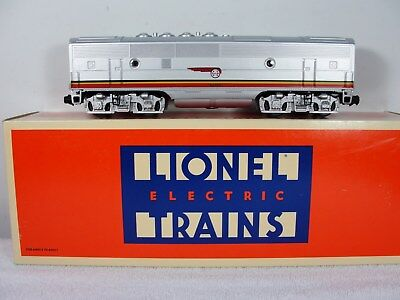 Lionel 18115 Santa Fe Non-Powered Warbonnet  F-3 B Unit - New