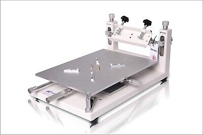 PM3040-High precision stencil printer with Applicable PCB Size 250*300mm-L
