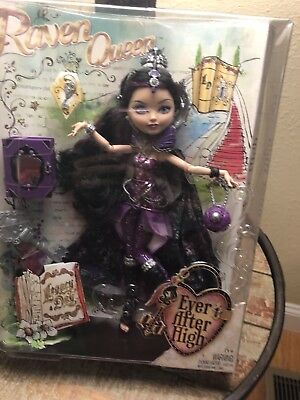 2013 Mattel Ever After High Raven Queen Legacy Day Doll