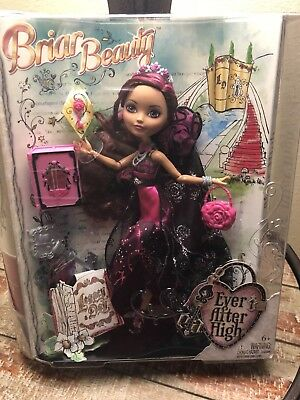 2013 Mattel Ever After High Briar Beauty Legacy Day Doll