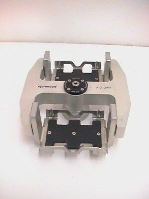 New Eppendorf A-2-DWP Microplate Centrifuge Rotor w/ Plate Buckets Max 3700 RPM