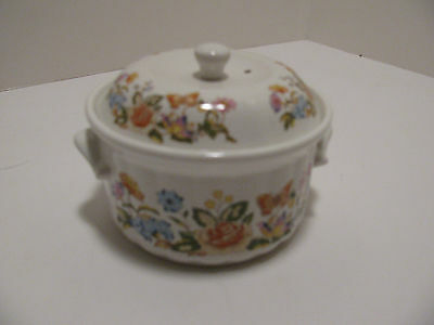 Aynsley HyStyle Cottage Garden - Lidded Individual Casserole Dish