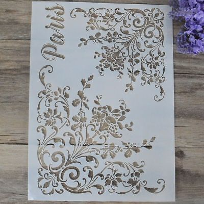 2019 DIY Craft Layering Stencils Template For Walls Painting Scrapbooking Stamp