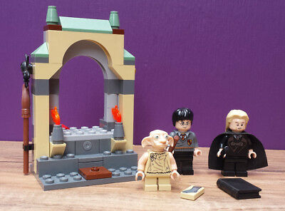 Lego Harry Potter Freeing Dobby 4736 100% complete with instructions