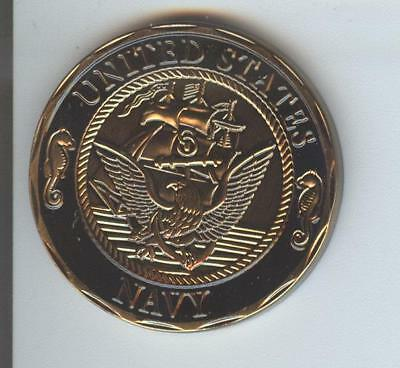 """Medaille  """"UNITED STATES - NAVY"""""""