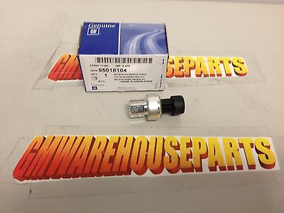 1997-2004 Corvette A/C Pressure Sensor New Gm  13587697